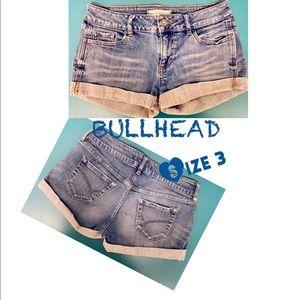 Bullhead Jean shorts juniors 3